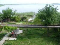 Lacul Caslita - Delta de la intrarea in Delta Dunarii