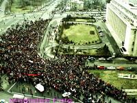 Ce proteste sunt joi in Bucuresti si zonele de evitat pentru soferi