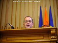 Premierul Boc: niciun salariu din Romania nu va fi sub 600 de lei!