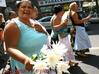 A inceput lupta cu evaziunea: florarii stradale desfiintate sau amendate