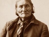 Amerindienii se declara jigniti. Geronimo este numele unui lider apas