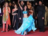 Cannes a adus un omagiu industriei filmului de la Bollywood