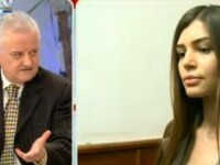Irinel Columbeanu a castigat custodia fetitei. Monica o poate lua in vacanta doar o luna