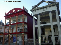 Tandarei, Beverly Hills-ul tiganesc construit cu banii furati de la englezi