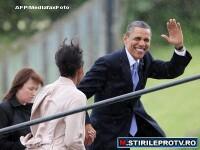 Aventurile lui Obama la curtea Reginei. Cel mai puternic om al planetei a ramas fara cazare