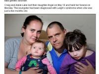 Drama unei familii. Le mor toti copiii din cauza unei boli incurabile