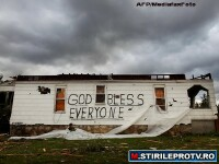 Vara extremelor. Tornade in SUA, zapada in Franta, furtuni de nisip in Irak