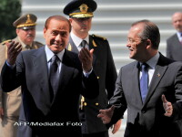 Berlusconi si-a pierdut templul - Milano. Stanga a castigat alegerile si Napoli.