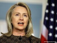 Hillary Clinton anunta ca renunta la functia de secretar de Stat, chiar daca Obama ramane presedinte