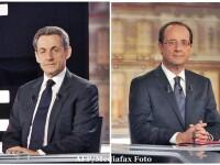 Schengen, somaj si problemele imigrantilor in meciul Hollande-Sarkozy. Bataie cu vorbe, pe voturi