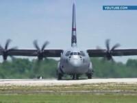 Aterizare de urgenta pe aeroportul Mihail Kogalniceanu din Constanta. Au fost probleme la motor