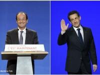 Alegeri in Franta. Francois Hollande, noul presedinte al tarii, cu 51,67 la suta din voturi