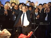 Discursul lui Hollande, dupa ce a aflat rezultatul alegerilor: