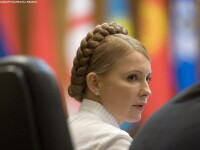 Iulia Timosenko va contesta sentinta de sapte ani de inchisoare pentru abuz de putere