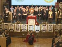 Masoneria a dezvaluit la Bucuresti mai multe ritualuri tinute secrete. VIDEO