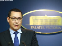 Victor Ponta: Ii intreb acum pe cei de la ICR unde vor, sub presedinte sau sub Senat