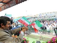 Mahmoud Ahmadinejad vrea sa mearga la Jocurile Olimpice de la Londra