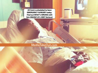 Rapperul 50 Cent, internat de urgenta in spital.