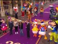 Mickey Mouse si Alba ca Zapada au intrat in greva. Ce nemultumiri au angajatii de la Disneyland