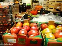 Substante cancerigene, descoperite in fructele importate din Turcia. Autoritatile sunt in alerta