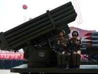 Coreea de Nord a sters un sat de pe harta pentru o baza de rachete cu raza lunga de actiune