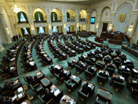 Scandal la Senat: Puterea si opozitia nu se inteleg la repartizarea functiilor in BP