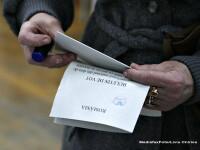 GHIDUL ALEGATORULUI 2012. Cum se aplica stampila si se indoaie buletinul. Cand se suspenda votarea