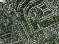 Cum se vad din satelit saracia si luxul GALERIE FOTO