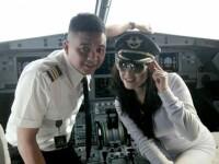 Ce au facut doi piloti cu un model, in timpul unui zbor. Au fost suspendati o luna cand s-a aflat