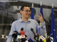 Ponta, despre plecarea lui Cernea din grupul PSD: E un divort amiabil