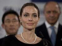 Angelina Jolie a suferit o operatie de dubla mastectomie de teama cancerului
