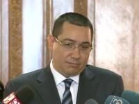 Ponta confirma ca Guvernul cauta solutii de suspendare a permisului auto pana la decizia instantei
