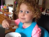 Raspunsul genial al unei fetite de 3 ani la intrebarea cum apar copiii pe lume. VIDEO