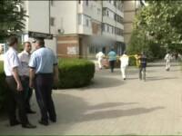 Jaf armat la sucursala unei banci din orasul Slobozia. Un barbat mascat a furat 1.000 de lei