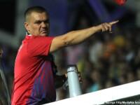 Liderul galeriei echipei Steaua, ridicat de politisti dupa ce ar fi batut mai multe persoane
