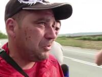 Aventura unui sofer de TIR din Romania care a vrut sa faca dragoste cu o straina la volan