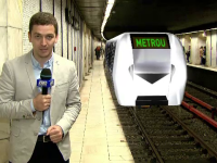 Noile vagoane de 100 de milioane de euro NU incap in 8 statii de metrou. Metrorex da vina pe comunisti si rezolva cu flexul