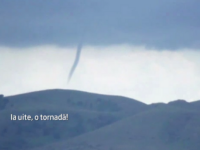 Primavara cu fenomene meteo extreme in Romania. Tornade infricosatoare, furtuni puternice si ninsori in mai multe zone