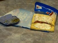 Ce a gasit o femeie intr-un pachet de biscuiti.