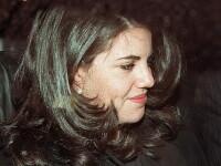 Gestul făcut de Monica Lewinsky după ce a fost întrebată despre Bill Clinton. VIDEO