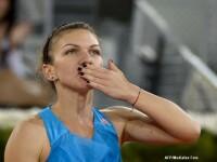 Simona Halep a batut-o fara probleme pe Maria Teresa Torro. Cine este adversara romancei din optimi