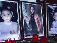 Barbatul care si-a ucis iubita si fiicele s-a sinucis in inchisoare cu o supradoza de insulina.