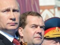 Dmitri Medvedev ameninta Republica Moldova cu sanctiuni economice. Reactia lui Ponta dupa avertizarile rusilor