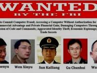 Situatie tensionata intre China si SUA. FBI-ul a dat in urmarie cinci ofiteri chinezi pentru spionaj informatic