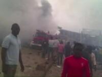Dublu atentat cu bomba in Nigeria, intr-o regiune locuita de crestini. Peste 100 de oameni au murit si 56 au fost raniti