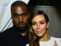 Kim Kardashian si fiica ei, North West, implicate intr-un accident de automobil