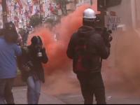Sute de mii de europeni au sarbatorit 1 Mai. La Istanbul, evenimentul s-a transformat intr-un protest violent