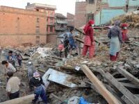 Bilantul oficial al victimelor din Nepal este de 6.621 de morti. Guvernul a exclus sansele de a mai gasi supravietuitori