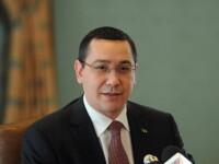 Alocatiile copiilor, dublate incepand din iunie. Ponta, despre noua lege: