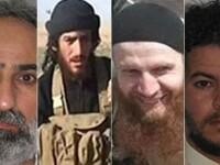 Cine sunt cei patru lideri ai Statului Islamic pentru prinderea carora guvernul american ofera 20 de milioane de dolari
